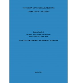 Elements of forensic veterinary medicine